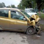 В автоаварии, которая произошла в Краснобродском, пострадали 4 человека