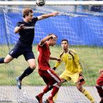 Полуфинальные матчи Кубка Кузбасса по футболу состоятся 22 августа