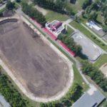 К сентябрю в Калтане, на родине футболиста Александра Головина, обновят футбольное поле за 11 миллионов рублей