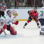 Хоккейный «Металлург» сыграл первые предсезонные матчи