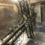 Кузнец из Калтана выковал 300-килограммовый крест