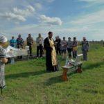 В кузбасской деревне отремонтировали забор за 800 тысяч рублей