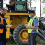 В Кузбассе проверяют трактористов