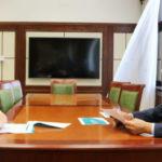 Полпред и председатель Сибирского Сбербанка провели рабочую встречу