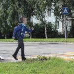 В Кузбассе сократилось количествоДТП с участием детей-пешеходов