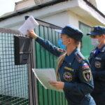 Кузбасские огнеборцы призывают дачников соблюдать правила пожарной безопасности