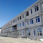 Как продвигается строительство школы в Тайге