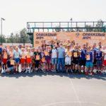 «Оранжевый мяч-2020» собрал в Кемерове 300 любителей уличного баскетбола