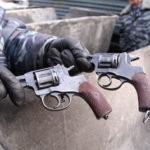 В Кузбассе пресекли деятельность кустарных оружейных мастеров.