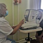 В Осинниках слух и зрение детей будут проверять высокоточным оборудованием