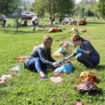 В Кемерове создали сухой ручей