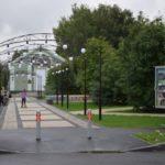 В Гурьевском округе после «апгрейда» открыли сквер «Юность» и Площадь торжеств