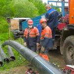 В Кузбассе завершается подготовка водоводов к зиме