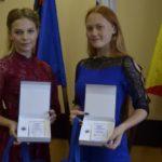 В Киселёвске и Ленинск-Кузнецком округе выпускницы получили областную награду