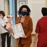 В Кузбассе наградили лучших работников детских садов
