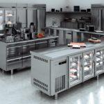 Профессиональное оборудование для пищевых предприятий