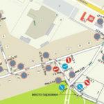 Завтра в Кемерове изменится схема движения транспорта