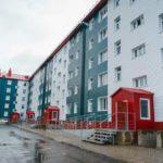 В Юрге завершается строительство нового дома
