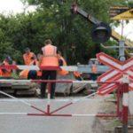 Железнодорожный переезд на станции Мыски будет временно закрыт