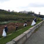 Кемеровчане поучаствовали в экологическом марафоне «Чистые берега Сибири».
