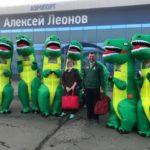 Нашествие динозавров в Кемерове продлится еще неделю