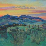 Завтра в Кузбасском центре искусств откроется выставка Галины Писаревской
