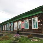 В Беловском районе  отремонтировали крышу школы, построенной еще при царе