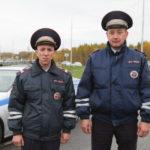 В Кемерове сотрудники ГИБДД спасли пенсионерку с помощью сирены