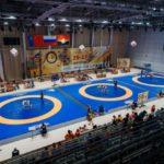 В Кемерове прошел турнир по вольной борьбе в редком формате