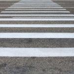 В Кемерове грузовик сбил пенсионерку на нерегулируем пешеходном переходе
