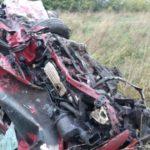ДТП в пригороде Прокопьевска: три человека погибли, один пострадал