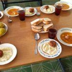 Глава Анжеро-Судженского округа предложил фотографировать школьные завтраки и обеды