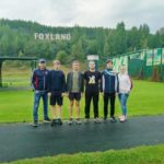 Юргинские спортсмены показали класс в стрельбе и мини-футболу