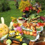 Праздник урожая отметили в Таштагольском районе