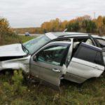 Лихач на BMW Х5 погиб на трассе Анжеро-Судженск – Яя