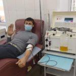 Олимпийский призёр из Кузбасса стал донором антиковидной плазмы