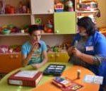 В Мысковском детском доме-интернате воспитанников обучают альтернативным способам общения