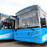 В Кузбасс прибыла партия огромных автобусов