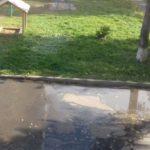 В Кемерове ликвидировали потоп. Вода вернулась в краны