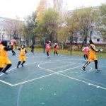 Новые спортплощадки открываются в Кемерово