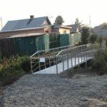 В Юрге появился новый «мост»
