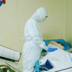 Два ребёнка родились в госпитале для зараженных коронавирусом