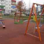 На улучшение дворов в Кузбассе потратили 830 миллионов рублей