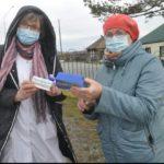 В Прокопьевском округе медработники развозят лекарства по домам