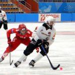 Хоккейный «Кузбасс» сыграл контрольные матчи в Красноярске