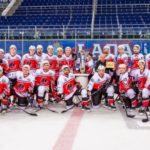 Новокузнецкий ХК «Металлург» принимает тюменский «Рубин»