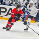 Хоккейный «Металлург» встретится в Санкт-Петербурге со «СКА-Невой»