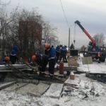 Крупная авария оставила десятки высоток Анжеро-Судженска без тепла и электричества