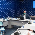 Андрей Турчак: Бюджет получился сбалансированным и направлен на заботу о людях, их защиту и благополучие