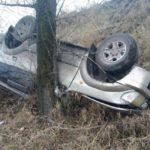 В Ленинске-Кузнецком водитель «крузера» сбил двух пешеходов на обочине дороги